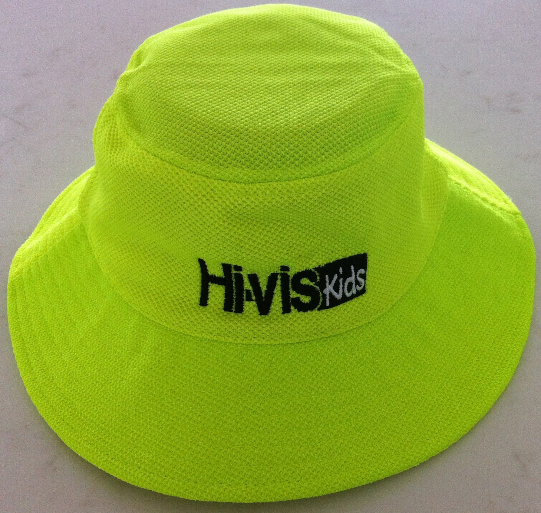 Quality safety hats for children l Hi-vis kids Safety Hat - Yellow